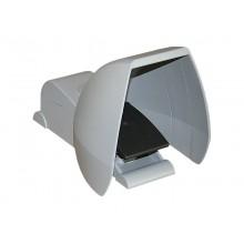 Fußtaster für Serie 36, mit Schutzhaube Start bzw. Fernbedienung über Control-IO