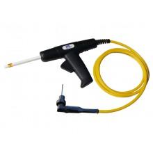 HV-Prüfpistole HTP06NW-02 mit Winkelstecker HVP06NW, Kabel 2 m / einpolig, Stecker 4mm