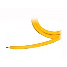 HV-Kabel 1-polig, gelb (D = 9,6 mm)