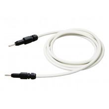 HV-Kabel HVC16B-B beidseitig Lamellenstecker, 4 mm Lamellenstecker