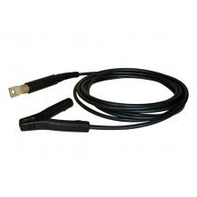 HV-Kabel HVC50KS-KL, mit solidem Kabelschuh und Kontakt-Klemme