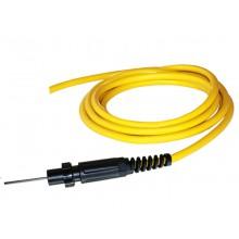 HV-Kabel HVC06N mit HV-Stecker HVP06N und offenem Ende