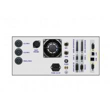 IO-Modul USB- und LAN-Schnittstelle, Schnittstellenerweiterung, Bedienvariante X4
