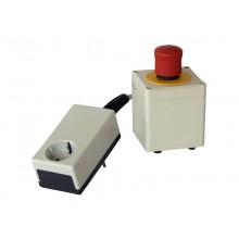 Not-Aus-Schalter, unmittelbar wirkender Not-Aus mit 5 m Zuleitung