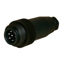 PE-Stecker PES7, 7-polig