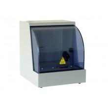 Sicherheitsprüfkäfig SICAB unbeschaltet, komplett montiert mit Sicherheitsschalter und Gasfeder