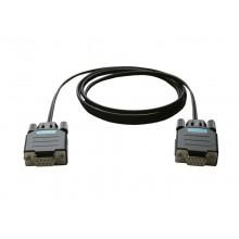 Verbindungskabel RS232LWL400-02, Serie 400, zur Fernsteuerung des Prüfgeräts über PC oder SPS