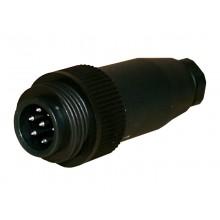 PE-plug PES7, 7-pole