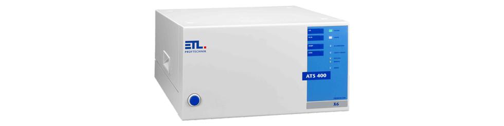 VDE Prüfgerät ATS 400 - Bedienvariante X2