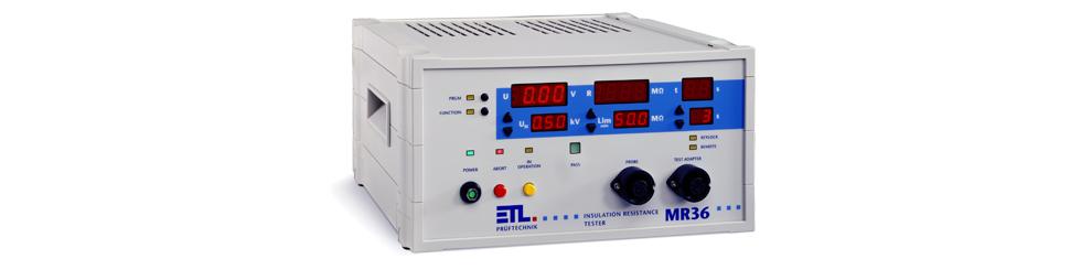 Isolationsprüfgerät MR36