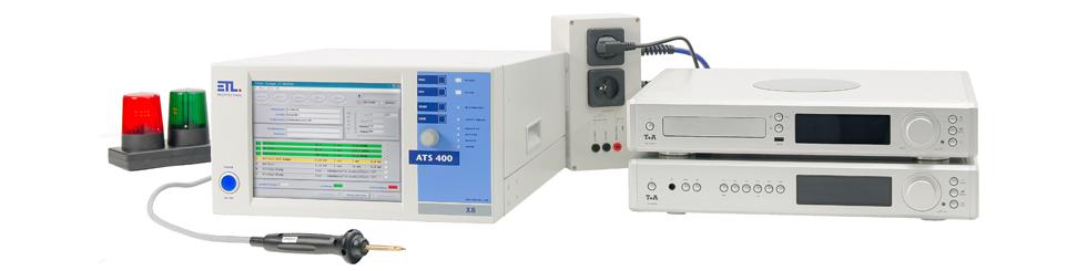 ATS 400 - X8